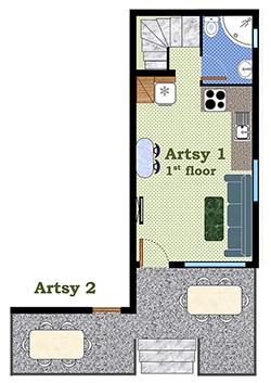 Floorplans - Artsy I
