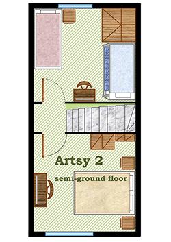 Floorplans - Artsy II