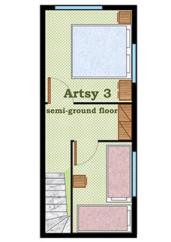 Floorplans - Artsy III