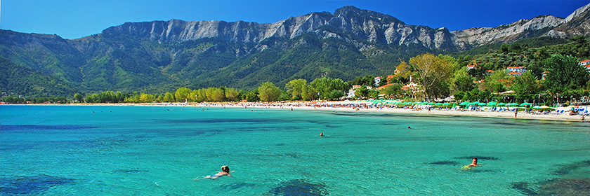 Skala Panagia - Golden Beach